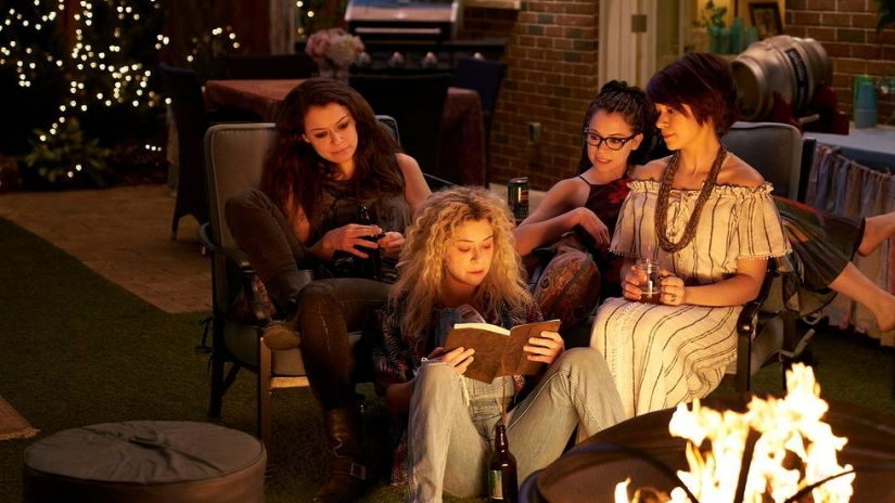 Wonderful  Orphan Black Final Ep Thoughts  Discussion  The Blooper Reel